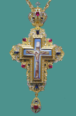 Pectoral Award Crosses, Panagias