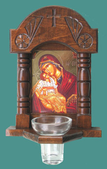 Blessed Virgin Mary Icons