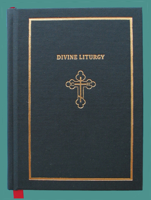 Divine Liturgy & Prayerbooks