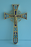 #ECO-R-3 Maltese Hand Cross