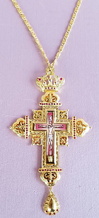 BP-310 R (Archpriest Award Cross)