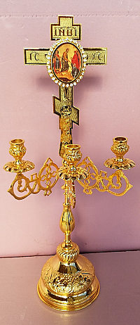 Pascha Candle Stand