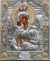 IC-540 Our Lady of Theodorovskaya Icon