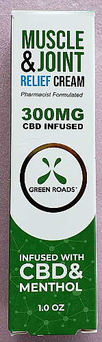GRW Muscle & Joint CBD Cream