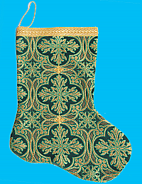 CS-001 Christmas Stocking